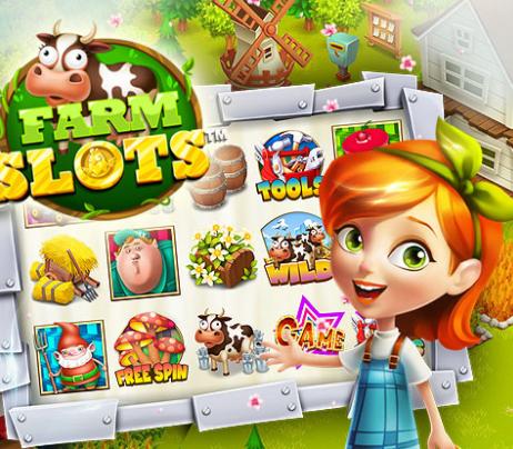 Farm Slots Topgame pelintarjoajalta